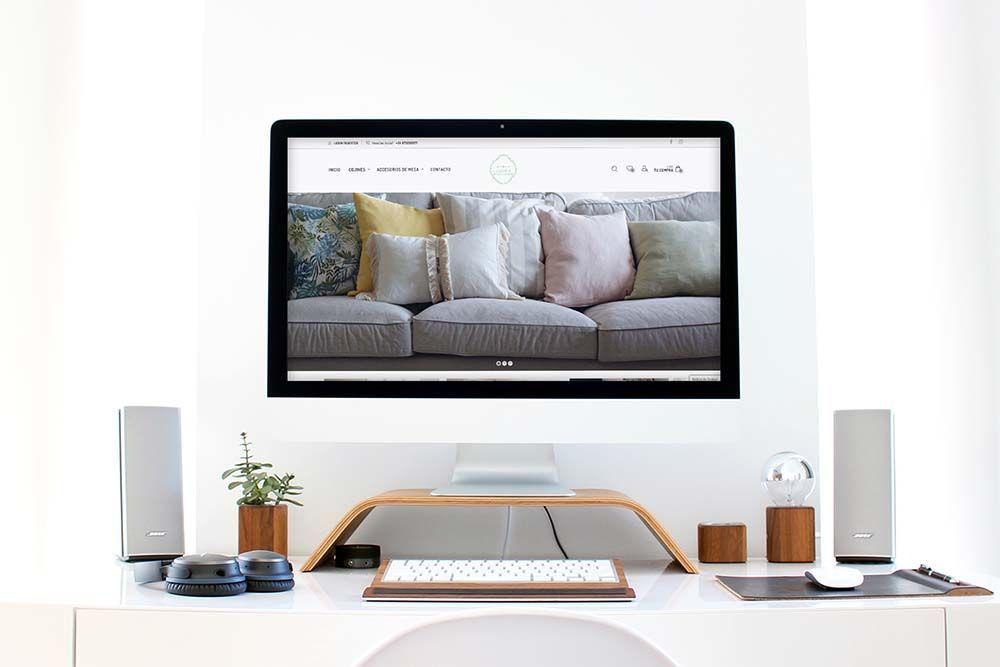 Diseño Tienda Online Jacinta Deco