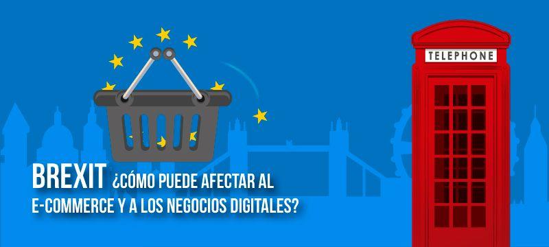 Brexit y comercio electrónico