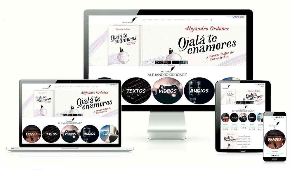 Diseño web Por Escribir