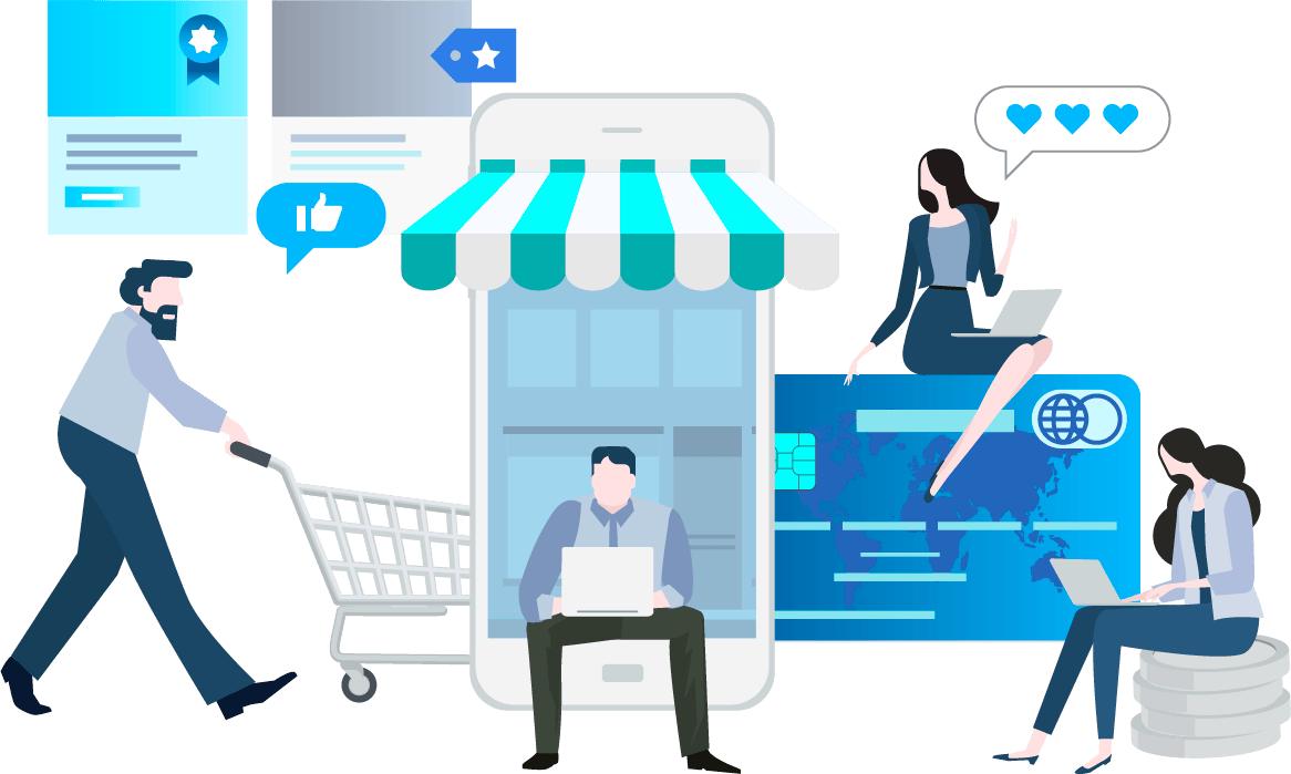 Diseño de Tiendas Online Webservi.es