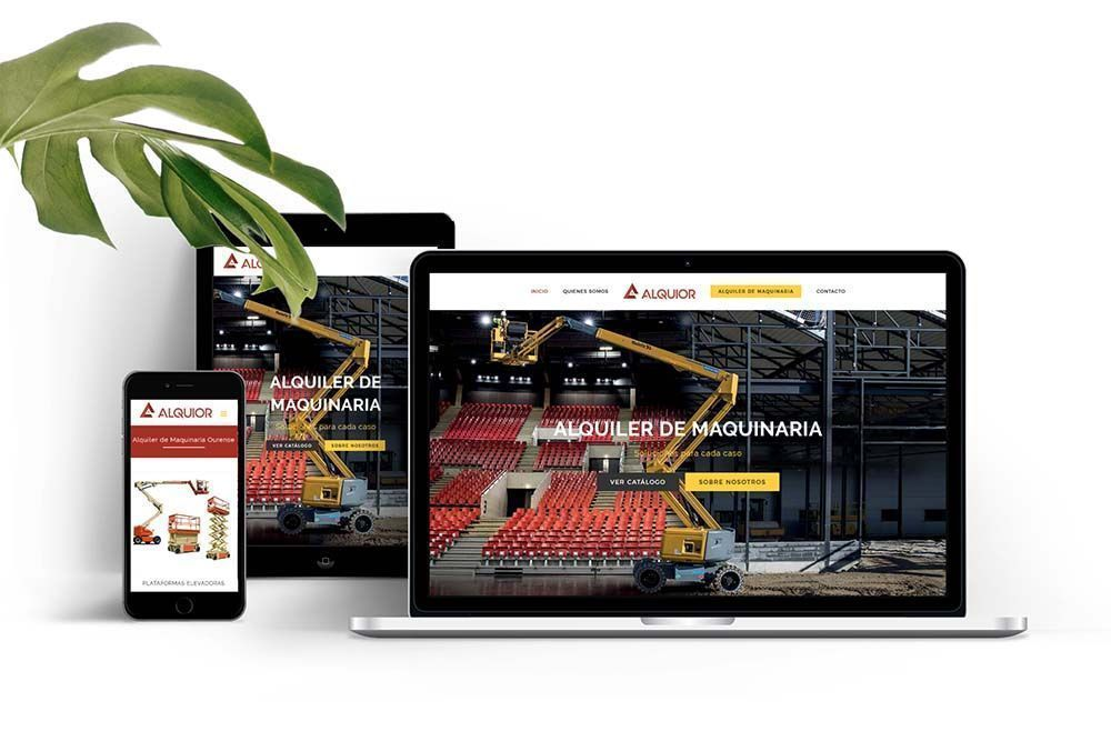 Diseño Web Responsive Alquior