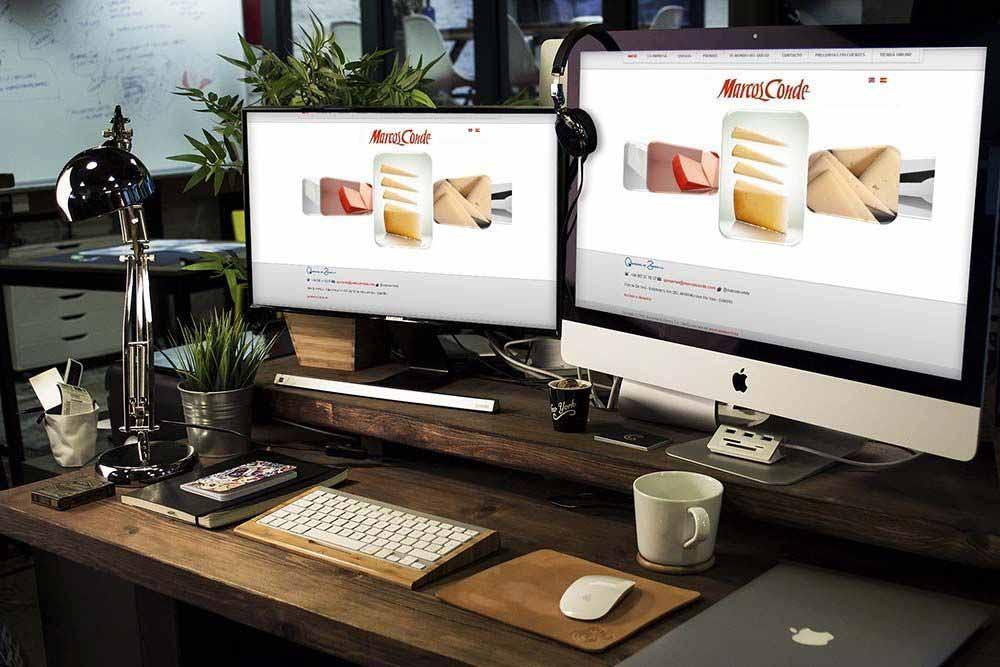 Diseño Web Marcos