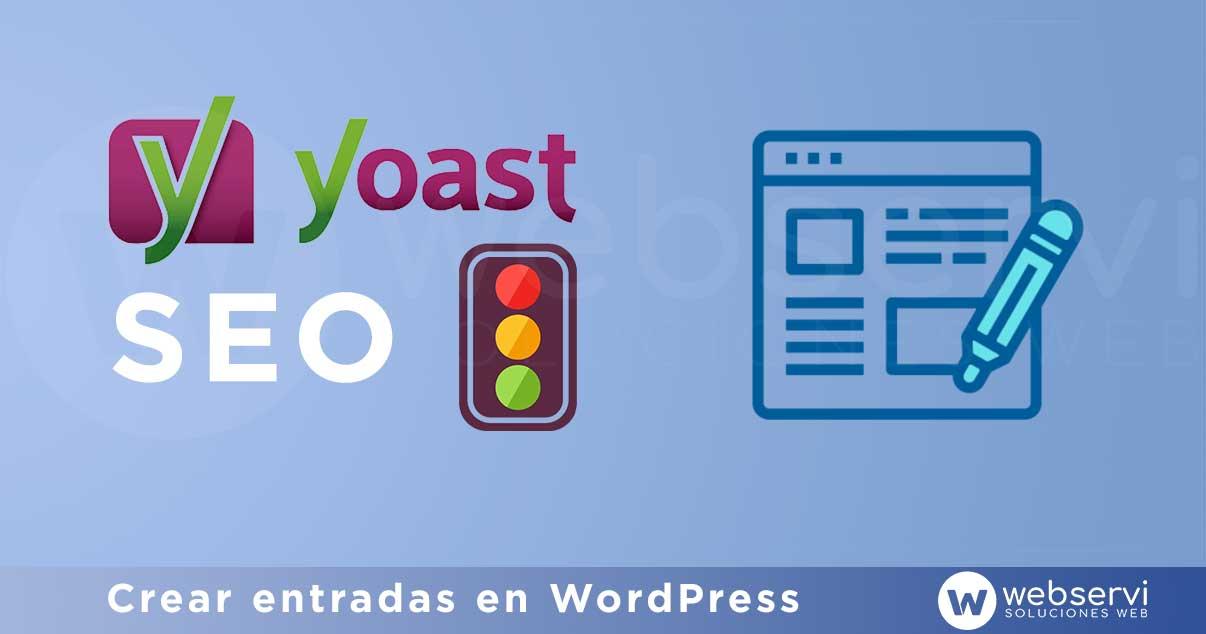 Creando entradas en WordPress y optimizándolas para SEO
