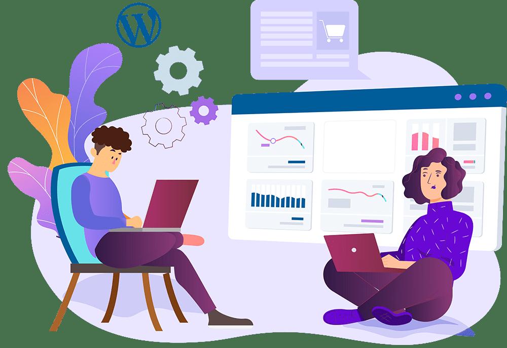Diseño web en Wordpress Webservi.es